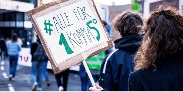 23.07.2021 - Klimademo in München