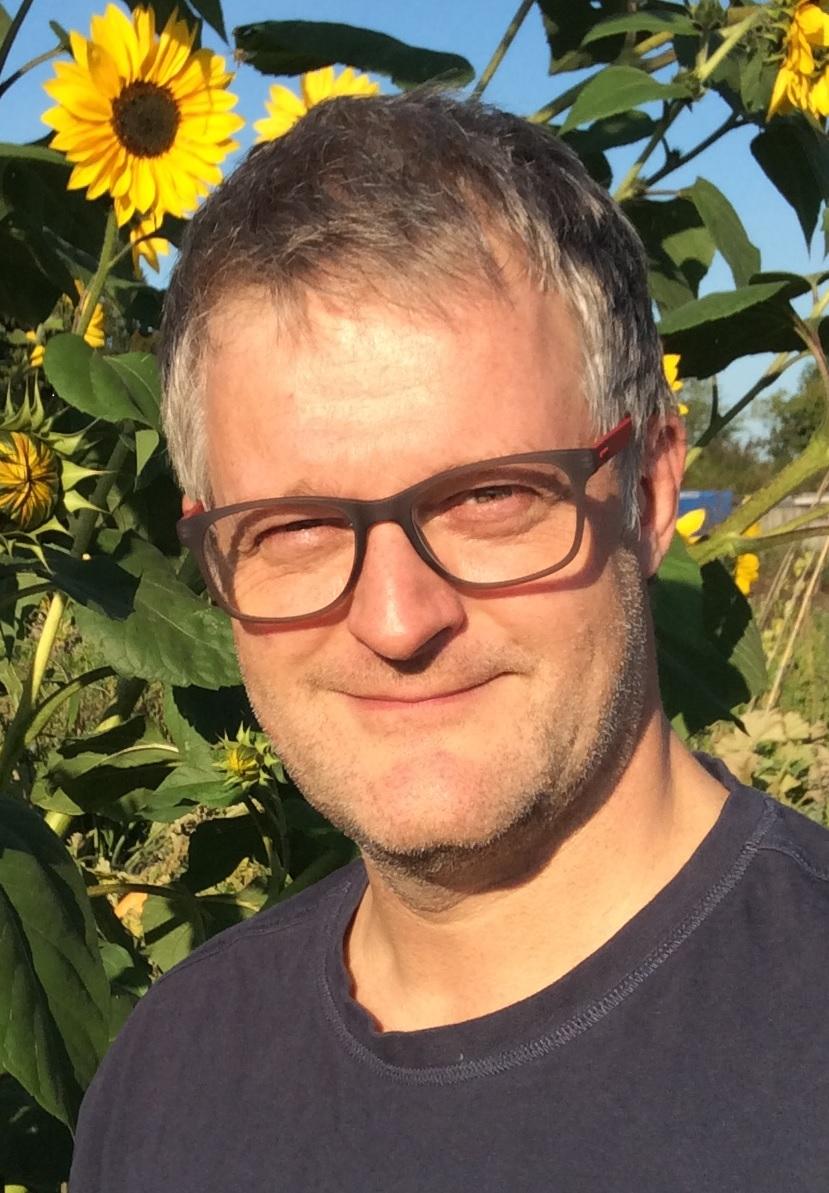 Beisitzer der Olchinger GRÜNEN. Jochen Frings